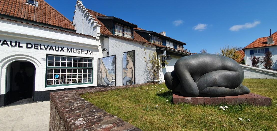 Delvaux museum Koksijde