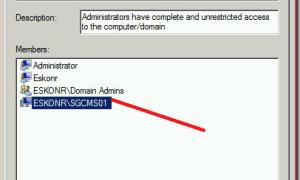 #SCCM / #Configmgr 2012 Configure DP Role on Windows 8 workstation