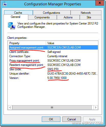 SCCM Configmgr 2012 SSRS Report Clients assigned to what
