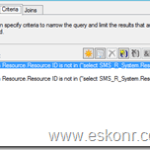 SCCM  2012 Collection SSRS report with No SEP client or SEP Client is older version