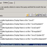 Configmgr How to Create Collections for JAVA based on its architecture 32bit and 64bit