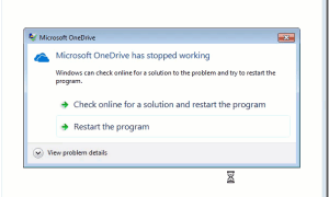 OneDrive sync client crashes on windows 7 due to Azure AD Conditional Access