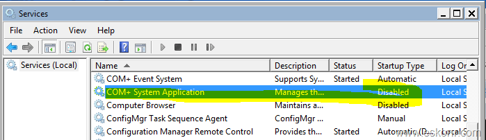 Configmgr troubleshooting clients with update scan issues