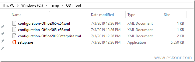 How to install volume licensed versions of Project 2016 and