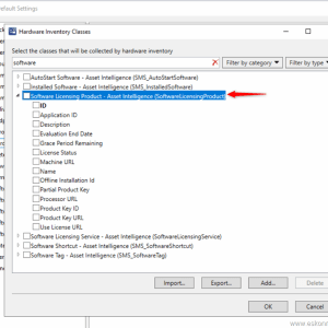 Use SCCM compliance settings to detect the ESU activation for windows 7 and server 2008