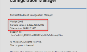 What is new in Configuration Manager 2006 for custom reports