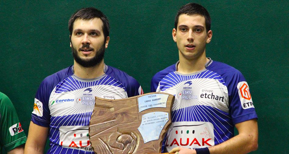 Coupe des chasseurs : la victoire à Aguirre-Sanchez