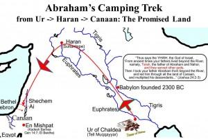 Abrahams Trek