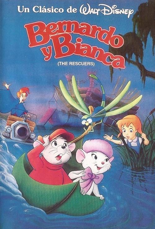 Bernarndo y Bianca.