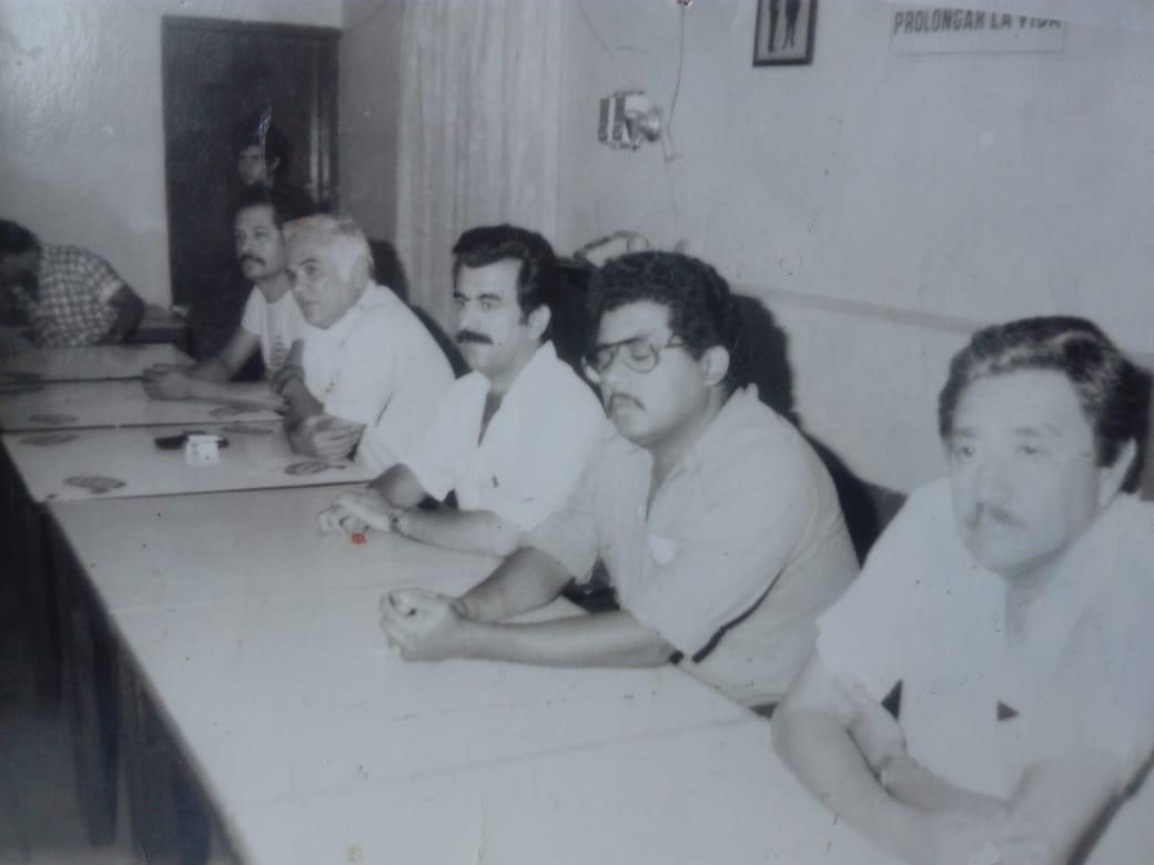 Crónicas de un periodista… El día que Héctor Islas rechazó la candidatura a la dirigencia del STIRT.