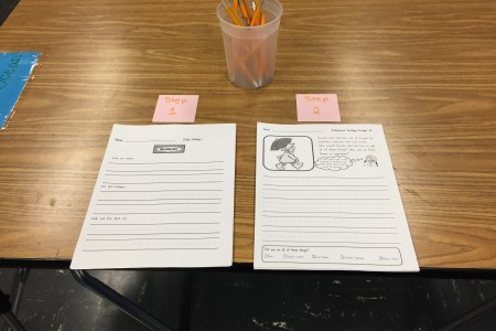 Lesson Plans   A NYC Classroom Centers in First Grade ESL