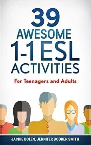 1-1 ESL Activities