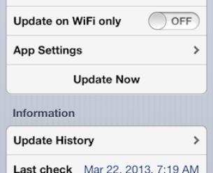 Cydia Updater