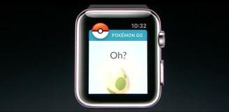 Pokemon Go Apple Watch 3