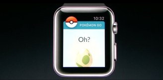 Pokemon Go Apple Watch 3