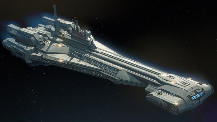 D23 star wars galactic starcruiser tall