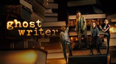Ghost writer apple tv plus