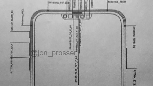 Iphone 12 notch CAD prosser