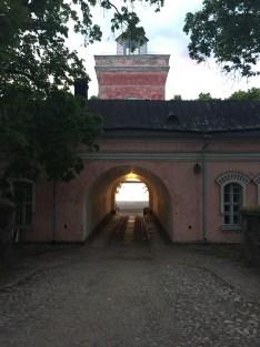 Fortress at Summolina