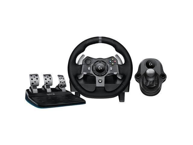 Logitech G920 Software