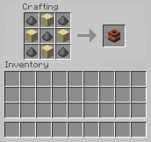 How to Make TNT in Minecraft