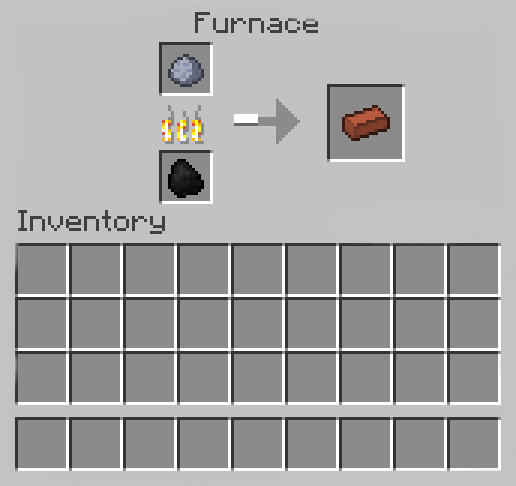Add Items to make a Brick