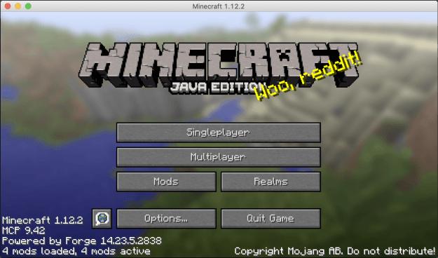 Minecraft Mods 2020