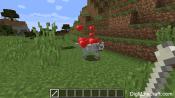 Wolf in Minecraft