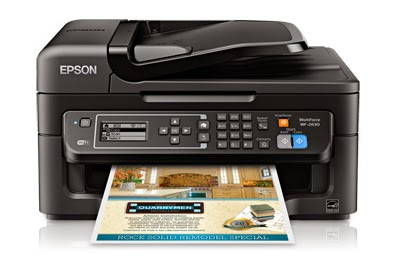 Epson WF-2650 Driver