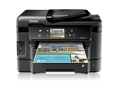Epson WorkForce WF-3540 Driver