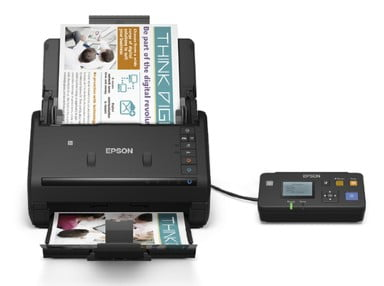 Epson ES-500W Driver Windows, Mac, Manual Guide
