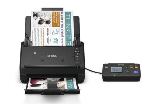 Epson ES-500W Driver