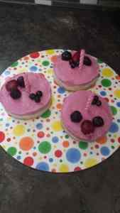 RAW VEGAN RASPBERRY CHEESE CAKE 2
