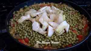 Veggie Paella (Vegan)1