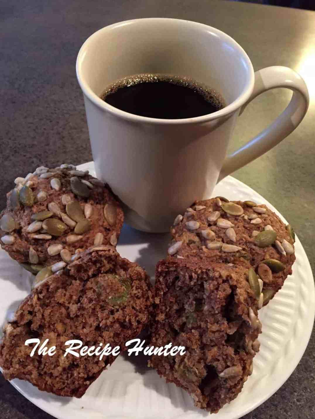 Surprise muffins