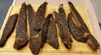 Traditional Biltong - Jerky