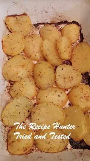 TRH Potatoes