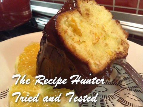 Gail's Bundt Orange Cake