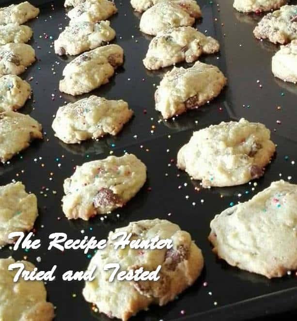 Irene's Milo-Choc-Chip Cookies