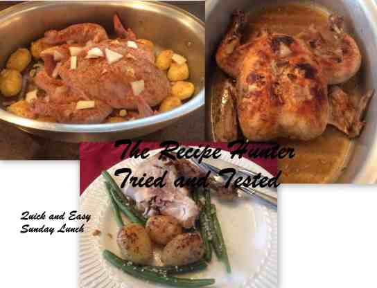 Es's Roasted Chicken, Roasted Potatoes and Steamed Green Breans3.jpg