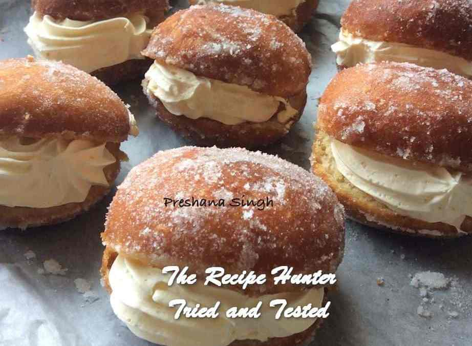 Preshana's Kitchener Buns