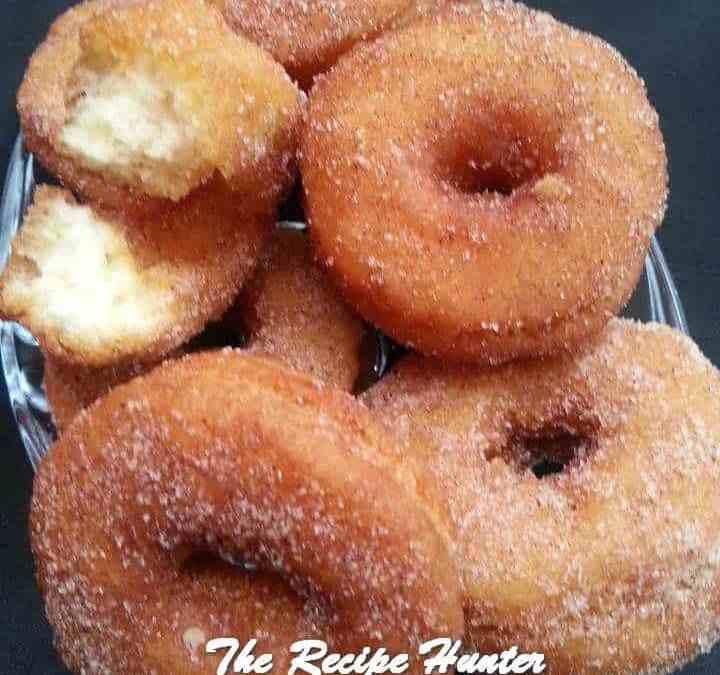 Rashida's Grandma's Doughnuts