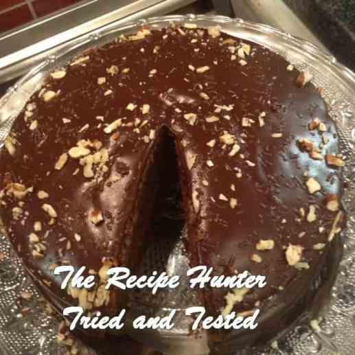TRH Gail's Chocolate Cake