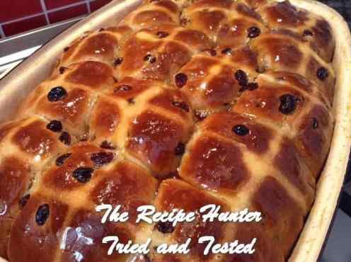 TRH Gail's Hot Cross Buns