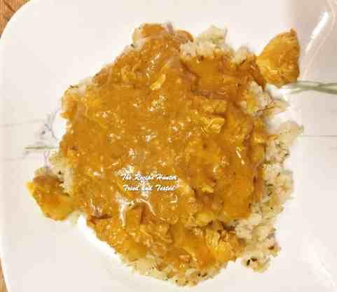 TRH Marlene's Butter Chicken