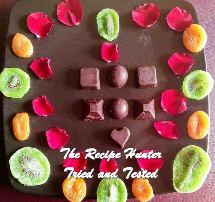 Moumita's Fruity Dark Chocolates