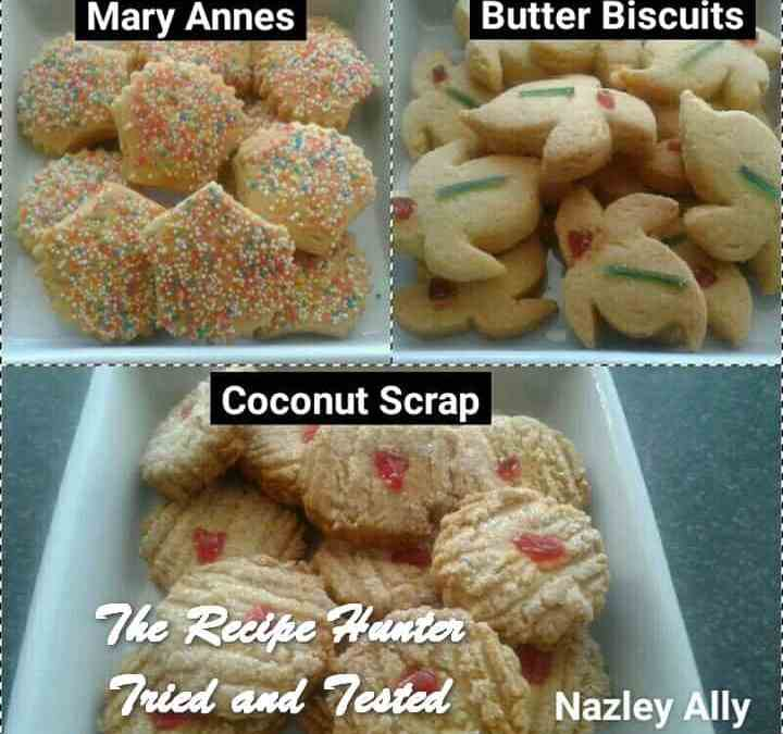Nazley's Lovely Selection of Cookies