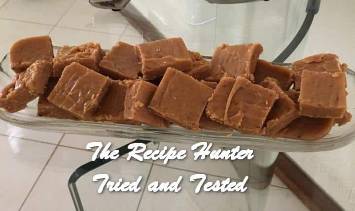 TRH Hannah's Fabulous Fudge