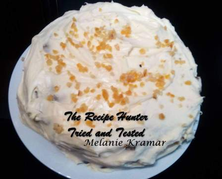 TRH Melanie's Carrot Cake with Ginger (Citrus Peel) Mascarpone Frostin.jpg