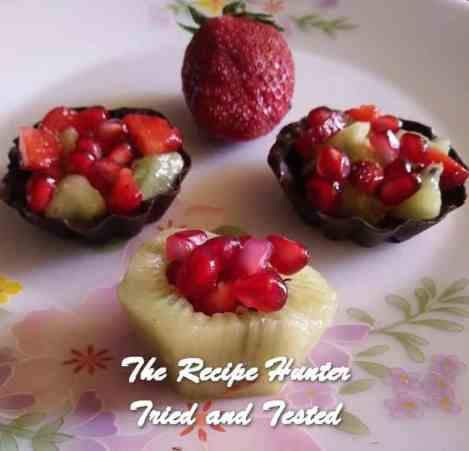 TRH Moumita's Easy Healthy Dessert